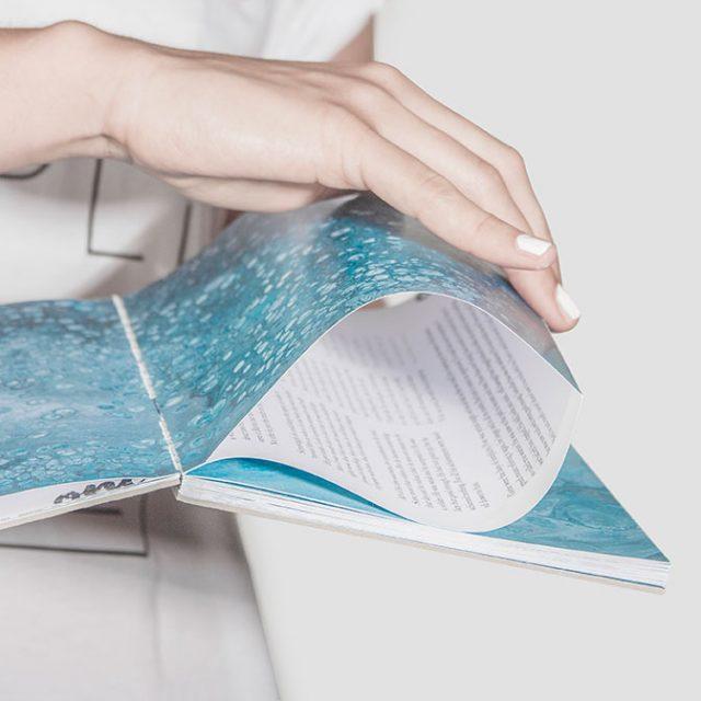 Masha Mazi oblikovanje eksperimentalne knjige