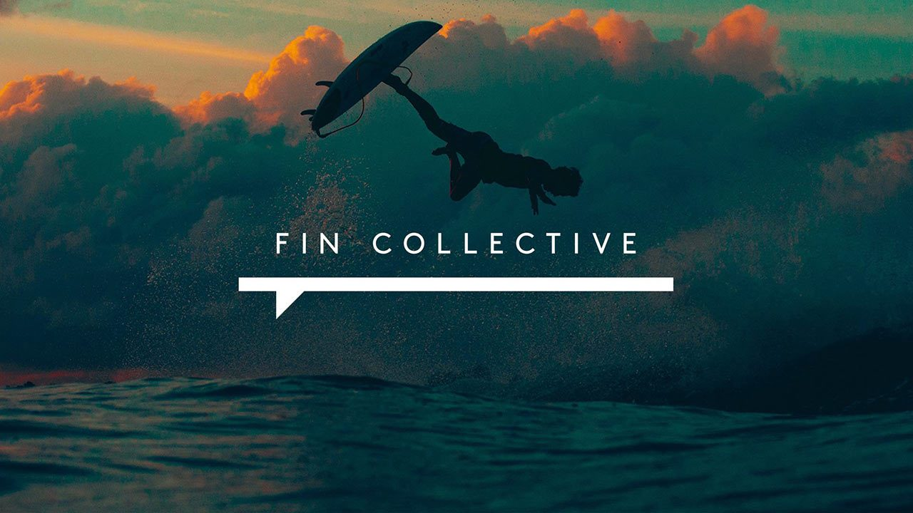 FIN collective branding
