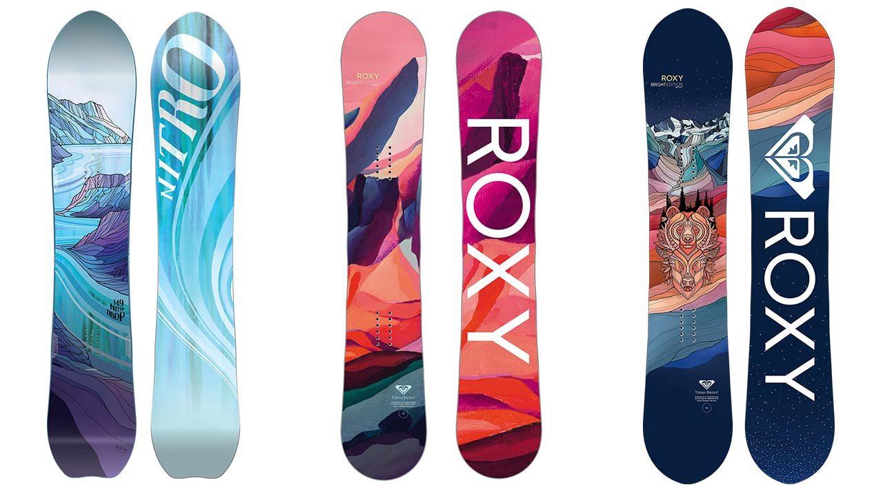Najlepši snowboardi oblikovanje