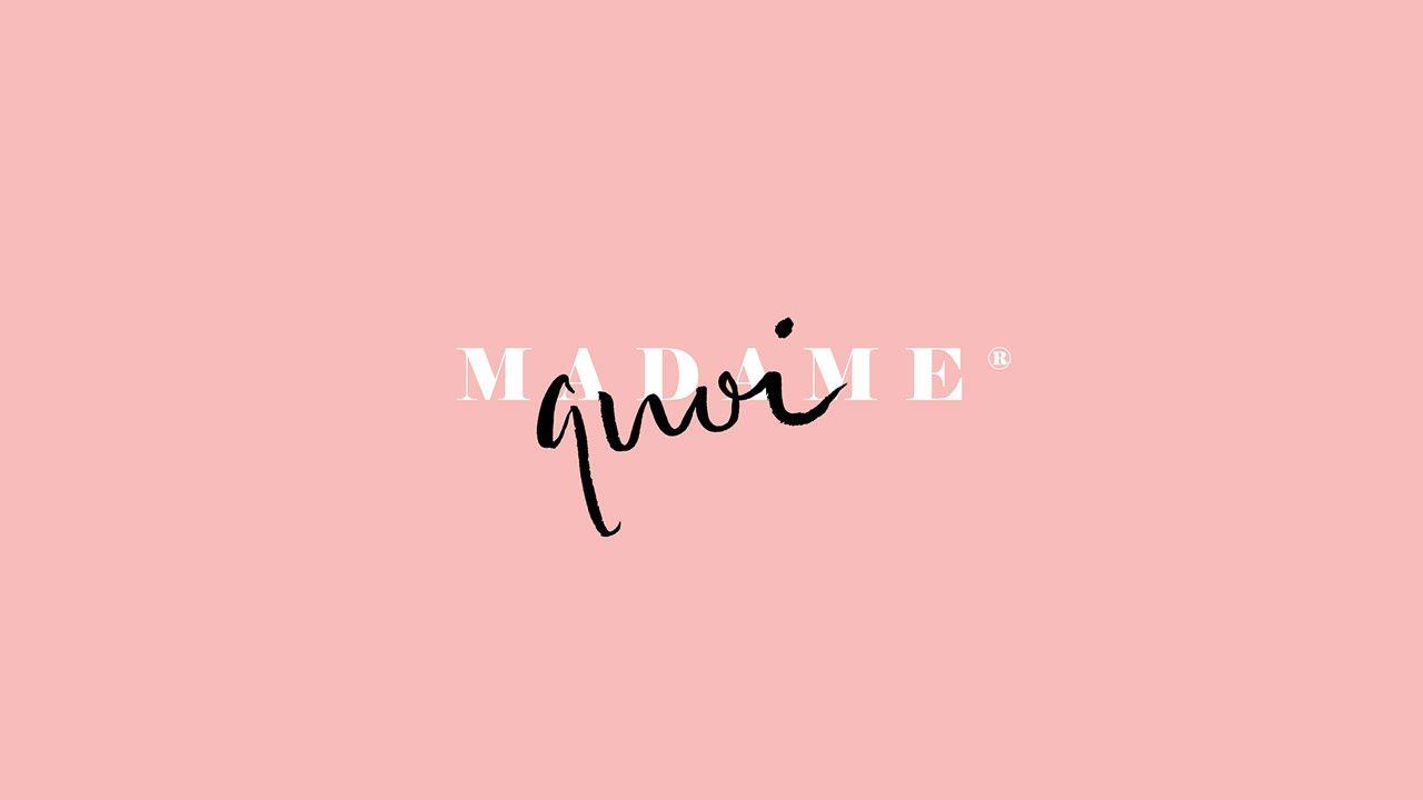 Madame Quoi branding navdih