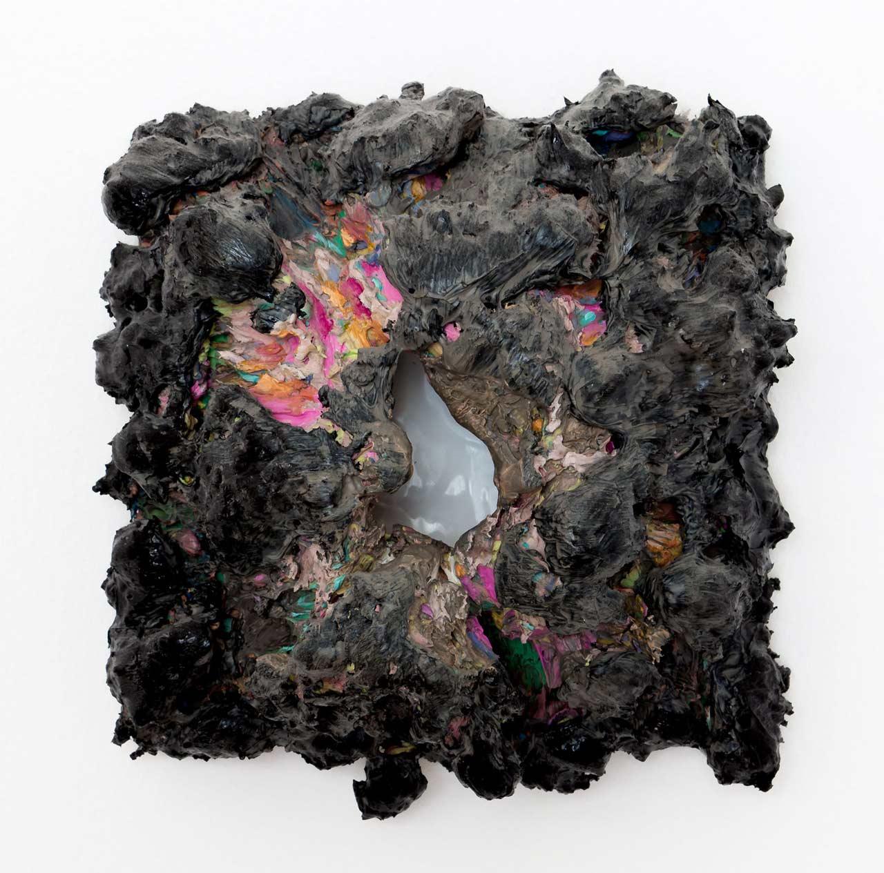 Roboert Ritter abstraktno slikanje