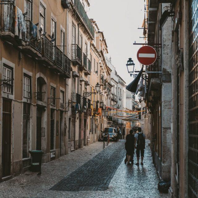 Lizbona fotografija blog