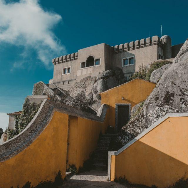 Lizbona v objektivu mashanator