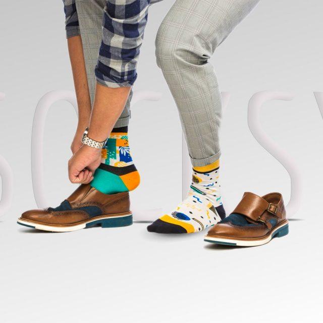 Socksy nogavice oblikovanje