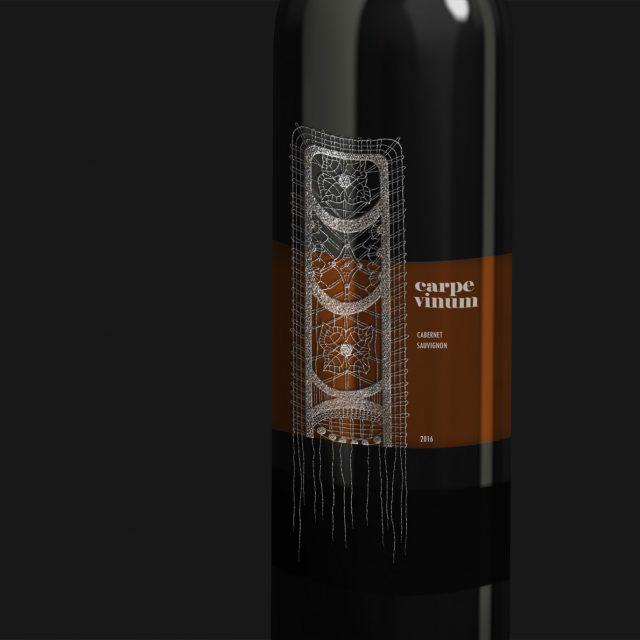 Masha Mazi Carpe Vinum embalaža