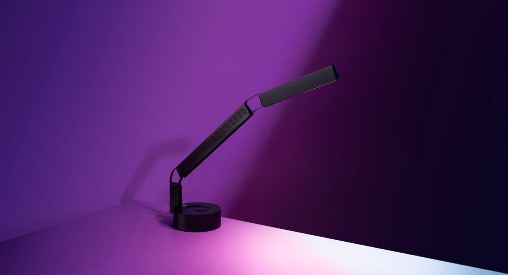 Navdih za oblikovanje: FADE namizna svetilka