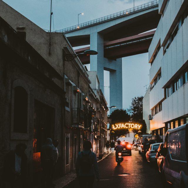 LX Factory Lizbona izlet