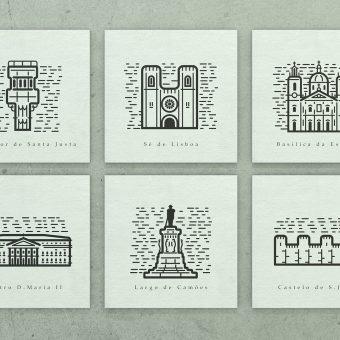 Lisboa porto oblikovanje masha mazi
