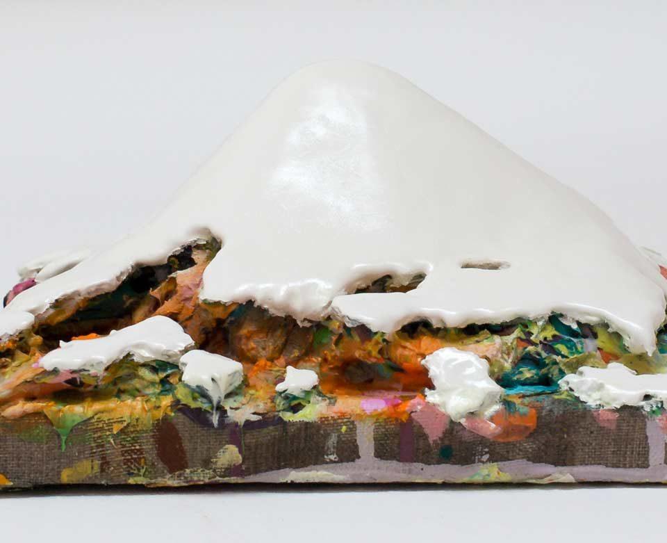 Robert Ritter abstraktno slikarstvo profil