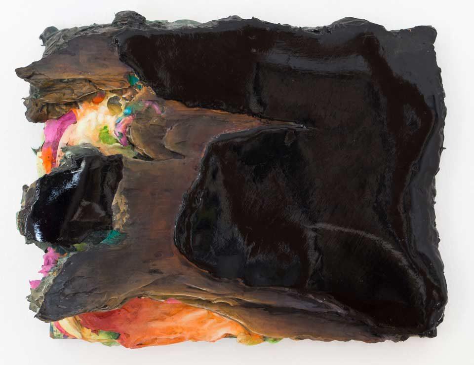 Robert Ritter abstraktno slikarstvo
