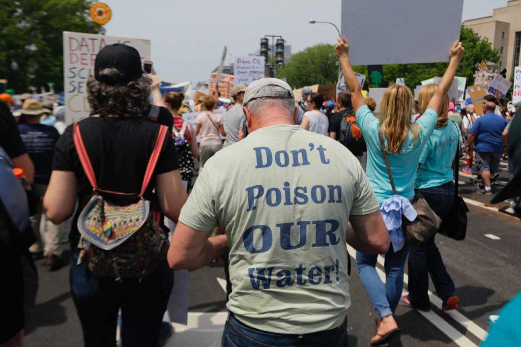 Aktivizem in okoljevarstvo