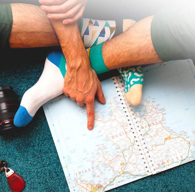 Socksy nogavice Mashanator
