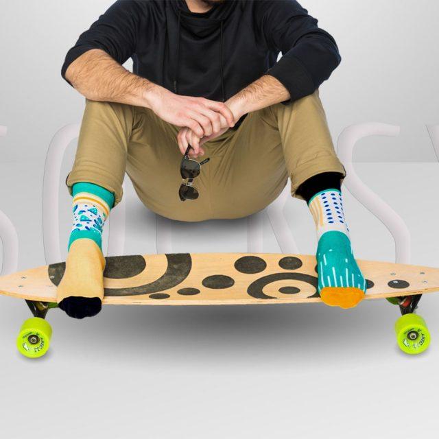 Socksy oblikovanje nogavic