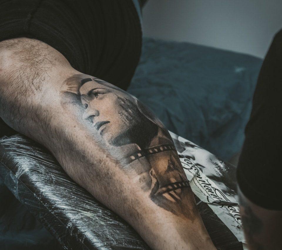 fotorealizem tetoviranje in tatu