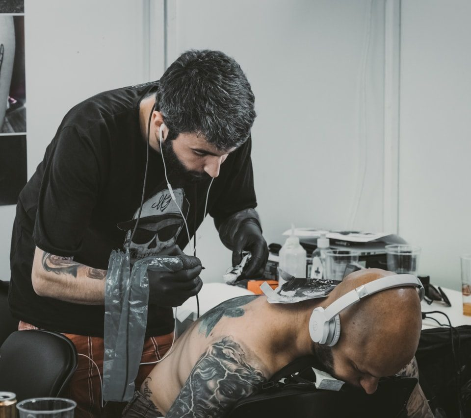 Proces tetoviranja