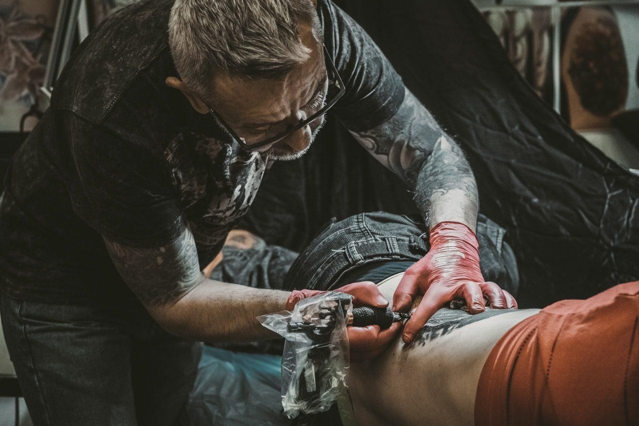 Tattoo konvencija slike mashanator