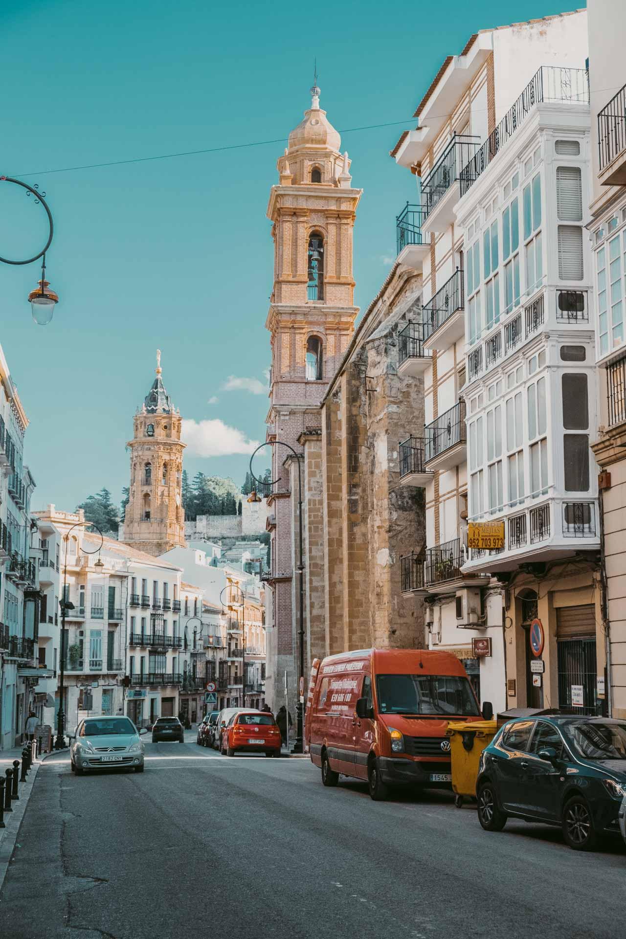Antequera Andaluzija