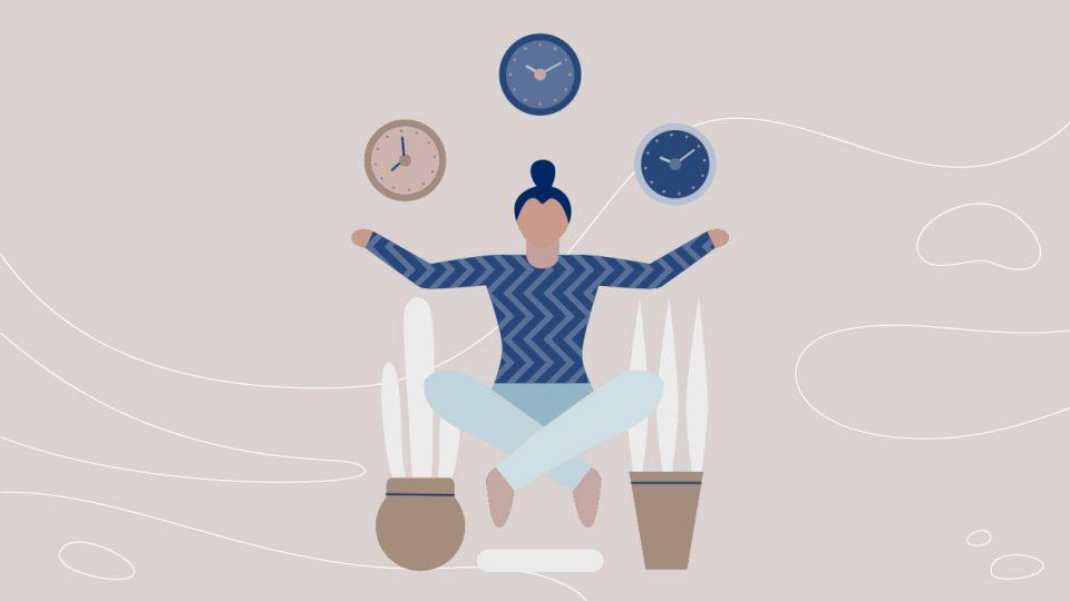 Meja med operativo in vodenjem - malo podjetje